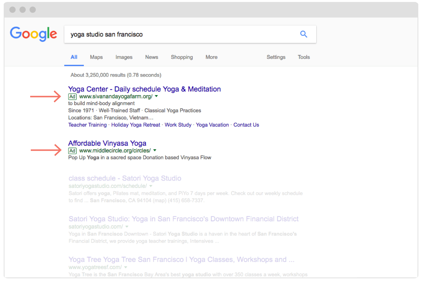 How to Make Sure Your Yoga Studio is Found on Google - Momoyoga