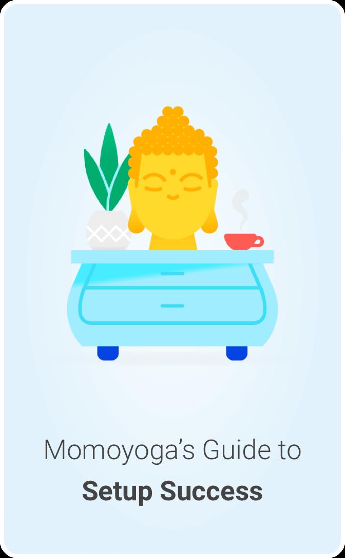 App english guide momo Translation of